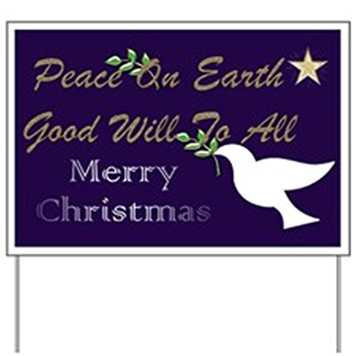CafePress Christmas Vinyl Political Election