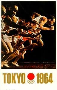 Olympics Tokyo japan 1964 Poster