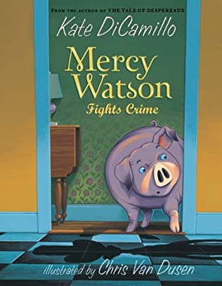 book cover of Mercy Watson Fights Crime