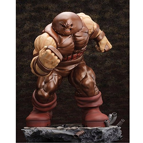 Kotobukiya Marvel Comics Juggernaut-Danger Room Session-Fine Art Statue - Fine Art Statue