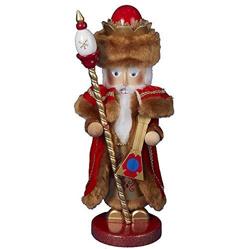 Kurt Adler Signed Steinbach Siberian Santa Nutcracker, 18.5-Inch by Kurt Adler
