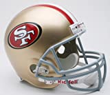 NEW SAN FRANCISCO 49ERS RIDDELL FULL SIZE DELUXE