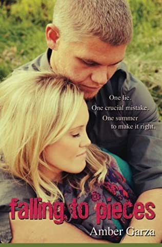 book cover of Falling to Pieces