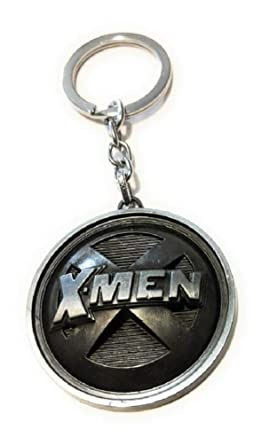 Amazon.com: Marvel Comics - Llavero con logo de X-Men ...