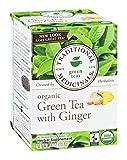 Traditional Medicinals Tea Grn Ginger Org Ftc