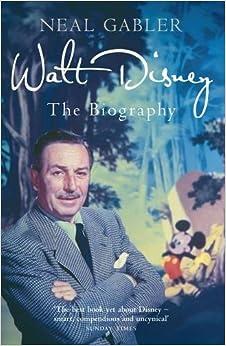 Who was walt disney book