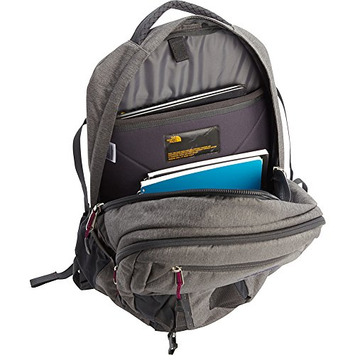 Heather Asphalt Dark Recon Green North Grey Subtle The Backpack Face Women's XCPw6wq8