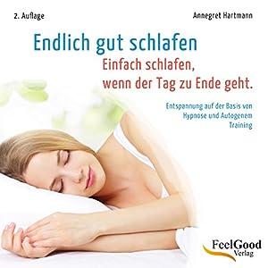 Endlich gut schlafen Hörbuch