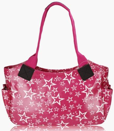 Pink star-fashion-Borsetta da donna