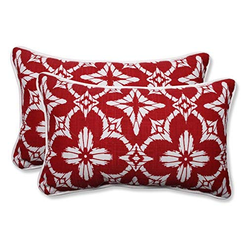 Pillow Perfect Outdoor/Indoor Aspidoras Apple Rectangular Throw Pillow (Set of 2) [並行輸入品] B07R833Y52