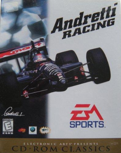 Andretti Racing - CD-Rom Classics