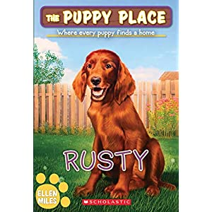 Rusty (The Puppy Place #54) 1