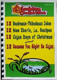 turn on 1 click ordering for this browser - Cajun 12 Days Of Christmas