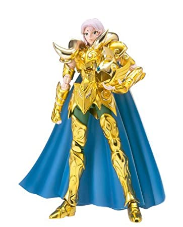 Saint Seiya Myth Cloth Aries Mu Bandai Japon