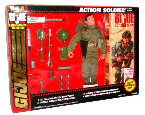 "12"" GI Joe 30th Anniversary Action Soldier Figure (1994 Hasbro)"