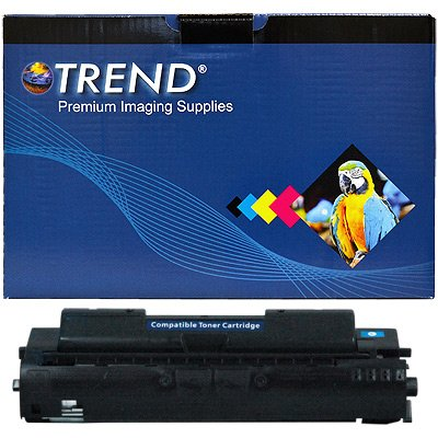 TREND Premium Compatible, Made in the USA for HP C4192A Cyan Toner Cartridge with Chip (6K YLD) for Color LaserJet 4500, 4500DN, 4500N, 4550, 4550N, 4550DN, 4550HDN Printers (C4192a Compatible Laser Cyan)