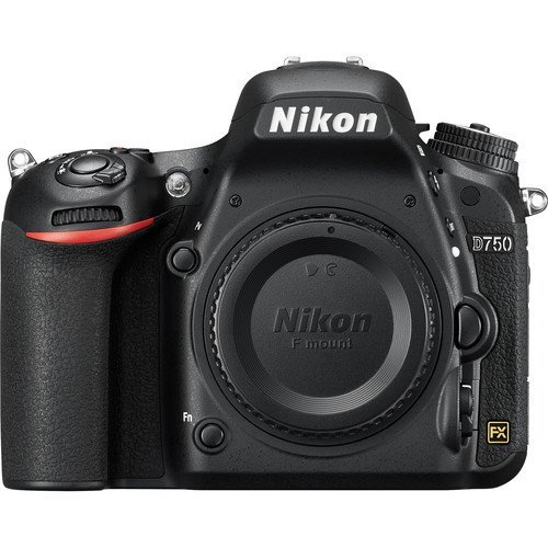 Nikon D750 Camera Certified Refurbished product image