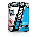 BPI Sports Best BCAA Powder, Watermelon Ice, 10.58-Ounce