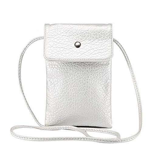 Tibes Leather Bag Cellphone Pouch