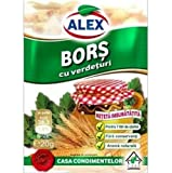 Alex Bors Cu Verdeturi (Bors Seasoning) -pack of 3x20g