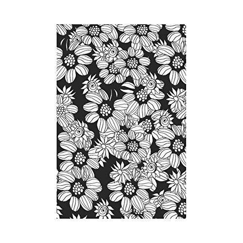 Home Decorative Outdoor Double Sided Mandala Calming Coloring Page Printable Printing Garden Flag,house Yard Flag,garden Yard Decorations,seasonal Welcome Outdoor Flag 12 X 18 Inch Spring Summer Gift]()