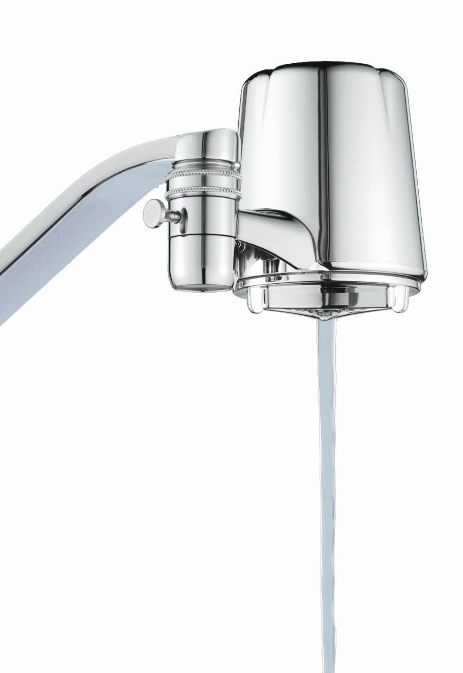 Amazon.com: Culligan FM 25 Faucet Mount Filter With Advanced Water  Filtration, Chrome Finish: CULLIGAN SALES: Home Improvement