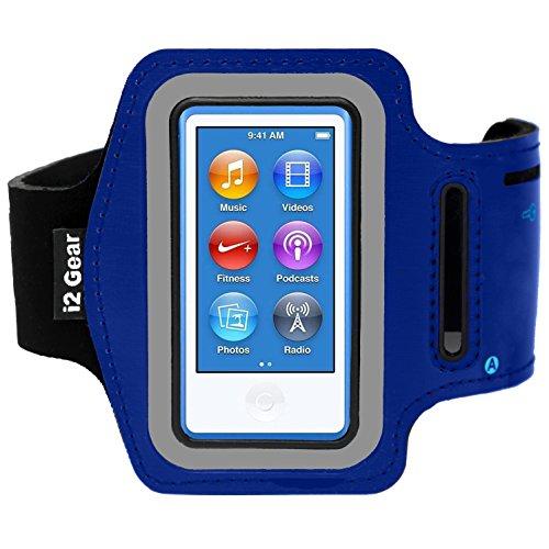 iPod Nano 8th Generation Armband (Blue) - Armband 4 Nano Ipod