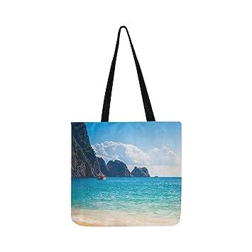 Playa Cleopatra Sea Rocks Península de Alanya Bolso de ...