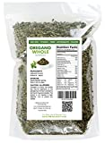 12 Ounces Whole Dried and Cut Mediterranean Oregano Leaves by Hayllo