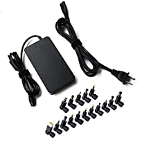 90w Ultra Slim Universal Laptop charger Ac Adapter with 5V 2.1A Usb for Hp Dell Toshiba IBM Lenovo Acer Asus Samsung Sony Fujitsu Gateway Notebook Ultrabook
