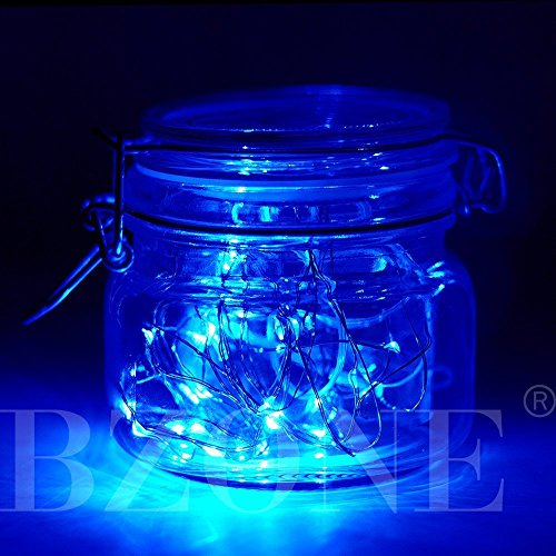 Blue Led Light Tree - 9