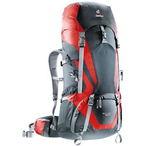 Deuter ACT Lite 65+10 Hiking Backpack,...