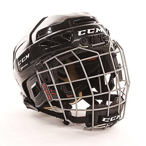 CCM Fitlite 3DS Hockey Helmet Combo [YOUTH]