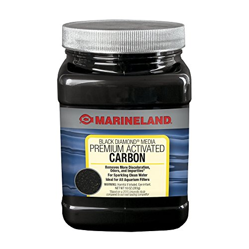MarineLand Black Diamond Media Premium Activated Carbon
