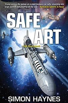 Hal Spacejock 6: Safe Art by [Haynes, Simon]