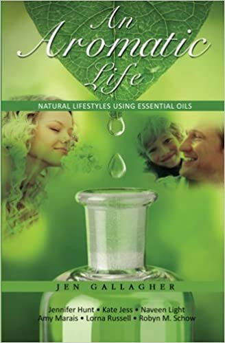 Book An Aromatic Life: Natural Lifestyles using Essential Oils by Jen Gallagher (2011-11-07)