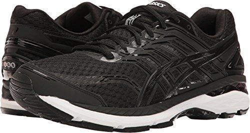 ASICS Mens GT-2000 5 Running Shoe, Black/Onyx/White, 7.5 4E US For Sale