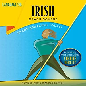 Irish Crash Course Audiobook