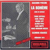 Puccini - La Boheme in German Munich 1951