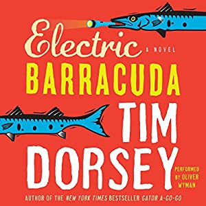 Electric Barracuda Audiobook