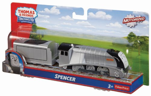 Fisher-Price Thomas & Friends TrackMaster, Motorized Spencer -