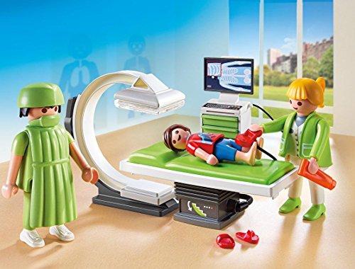 Playmobil Sala Rayos X 2