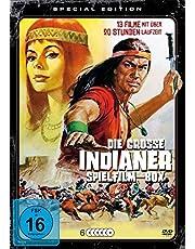Die große Indianer Spielfilm-Box
