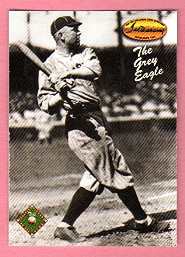Tris Speaker 1993 Ted Williams Company #128 *The Gray Eagle* (Red - Diego Club Tri San