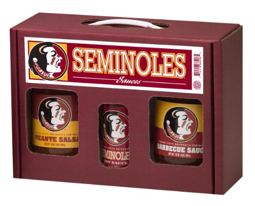 Hot Sauce Harry's Florida State Seminoles Tailgate Pack from Hot Sauce Harry's