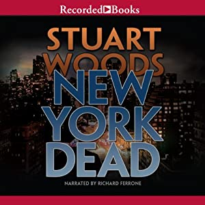 New York Dead Audiobook
