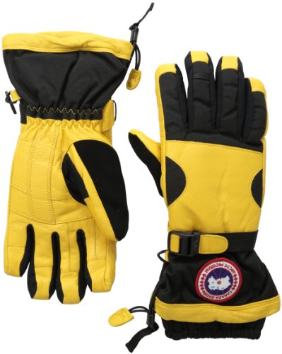 canada-goose-mens-utility-gloves-yellow-black-small