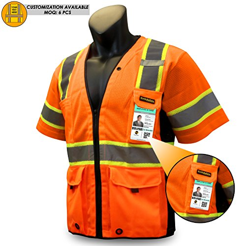 KwikSafety Visibility Reflective Compliant Oversized