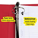 Five Star Loose Leaf Paper, 3 Hole