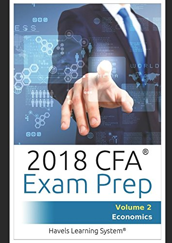 CFA Level 1 Exam Prep – Volume 2 – Economics